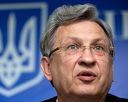 Госдолг Украины в январе 2011 г. составил 434 млрд грн