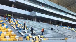 Львовский стадион не готов к открытию