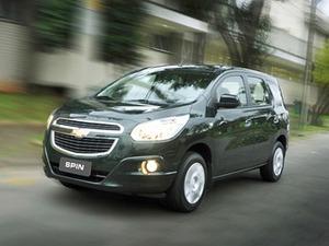 Компания Chevrolet представила глобальный компактвэн