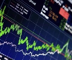 Снижение цен на российском рынке акций