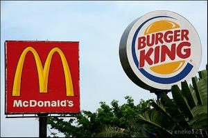 В Америке бастуют работники Mc Donald's и Burger King