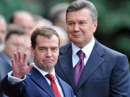 Янукович посетит Москву для участия в четвертом заседании украино-российской межгосударственной комиссии