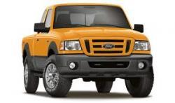 Ford представил внедорожник Ranger, который ездит под водой