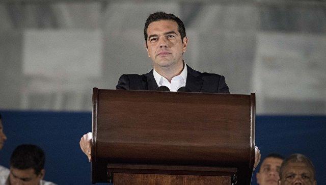 Ципрас пообещал вернуть Грецию на международные рынки кредитования в 2018 году