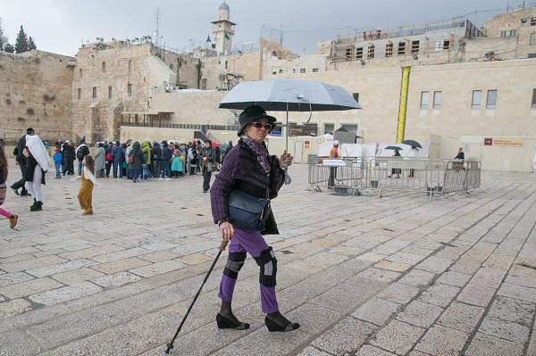 Вот такие два мнения о туризме в Израиле