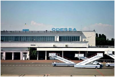 Перспективы Одесского международного аэропорта