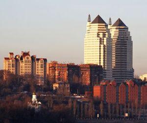 Днепропетровск — самый вымирающий город в мире