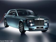 Rolls-Royce представил электромобиль (ФОТО)