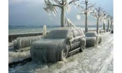 Как завести машину в сильный мороз