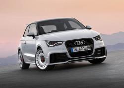 Audi A1 quattro: новая мощность ограниченным тиражом (ФОТО)