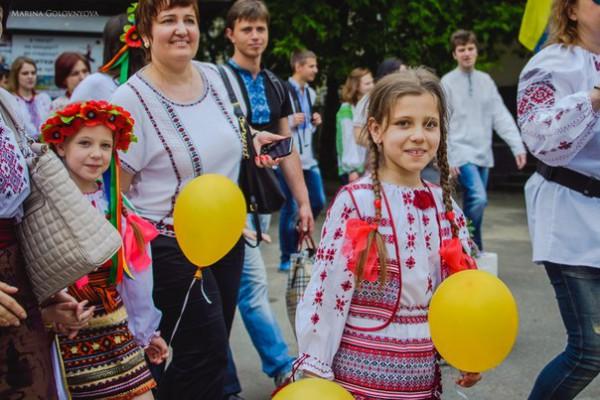 Взгляд на будущее Украины