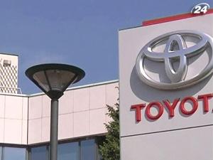 Работники Toyota в Европе обеспокоенные сокращением производства