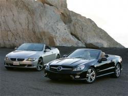 Mercedes-Benz и BMW: кто выигрывает битву автогигантов?