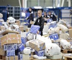 Посылки уменьшатся из-за ввода пошлин