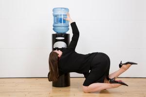 Зачем нужна доставка воды в офис
