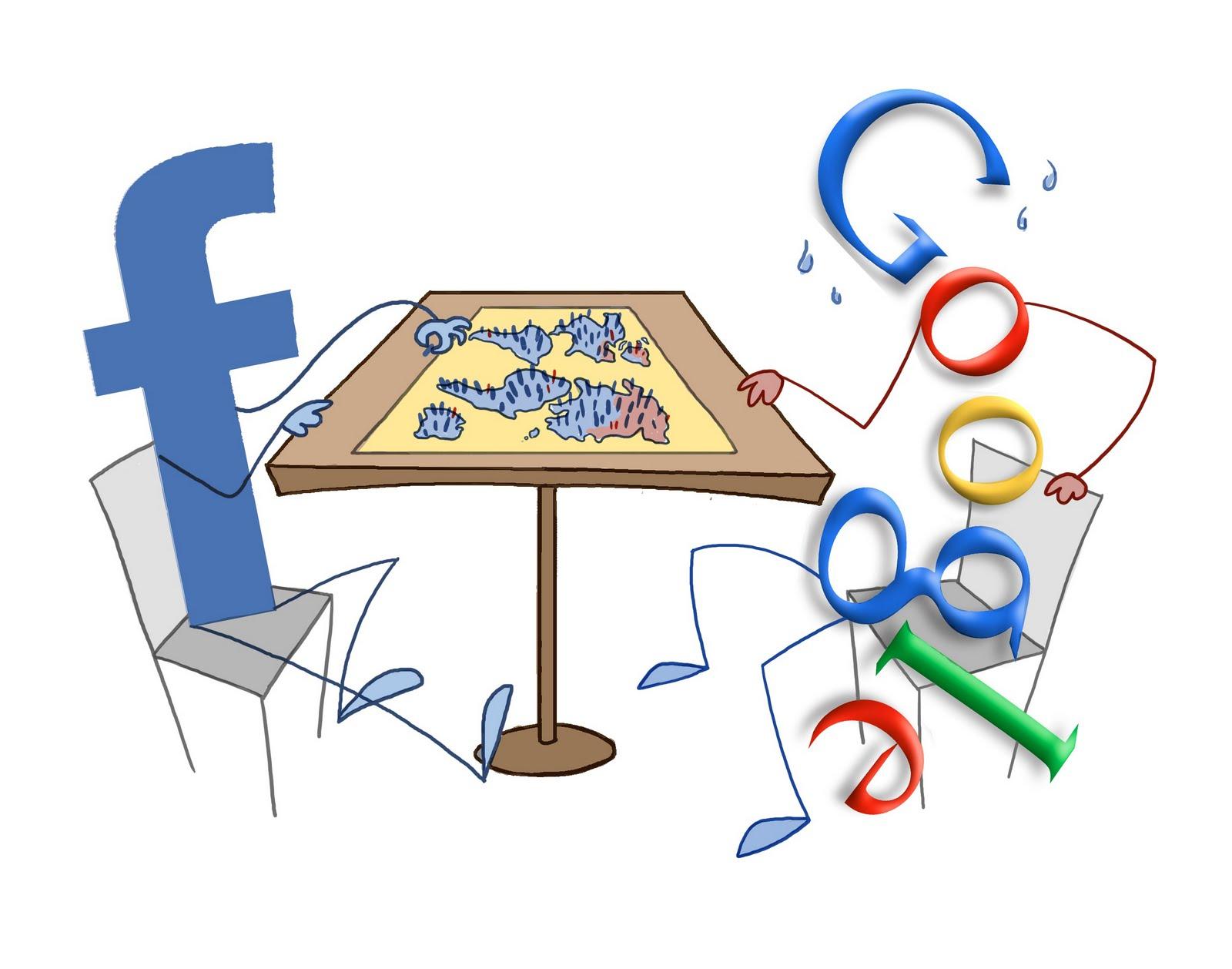 """Facebook и Google обратили свой взор на """"медленный интернет"""""""