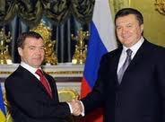 Итоги рабочего визита Януковича в Москву