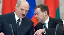 Медведев обсудит с Лукашенко акцизы на алкоголь