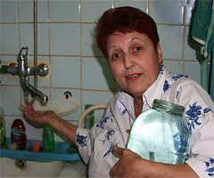 В бижайшие дни часть Киева останется без воды