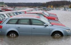 Как не купить утонувший автомобиль?