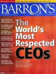 Самые уважаемые компании мира