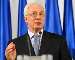 Н.Азаров: Правительства Украины и Турции отрабатывают техдокументацию по ЗСТ