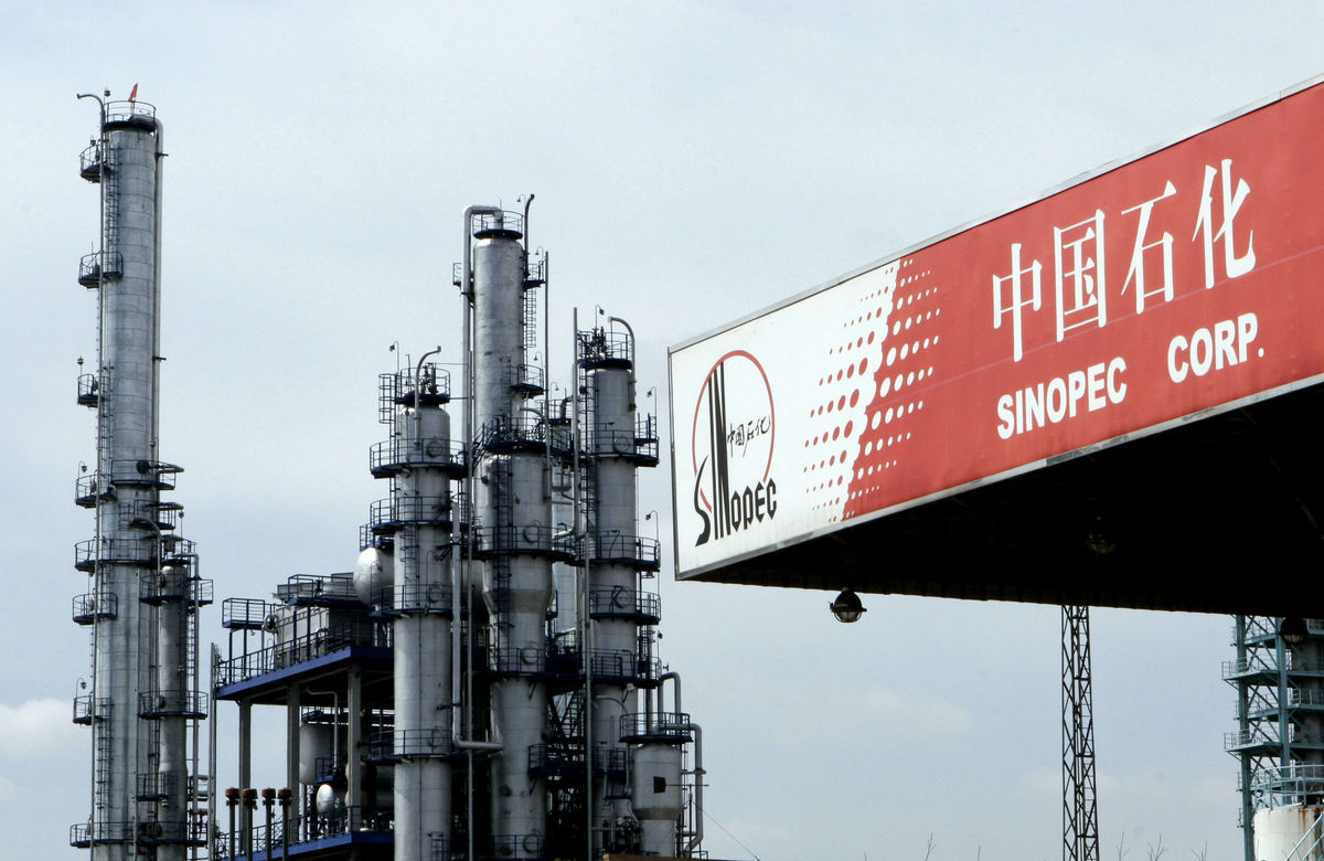Sinopec выпустит облигации для рефинансирования долга