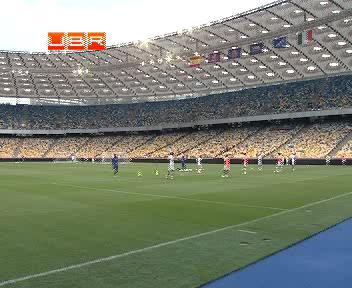 Украинская Премьер-лига - 42-я в рейтинге лучших чемпионатов мира
