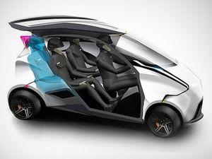 """""""Лотус"""" разработал дешевый сверхэкономичный автомобиль"""