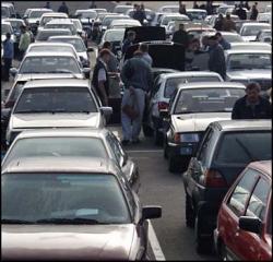 """Украина откроет границы для автомобилей """"секонд-хенд"""""""