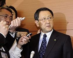 Чистая прибыль Toyota Motor за 6 мес. ф.г. составила 3,57 млрд долл