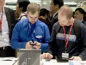 Samsung подала встречный иск против Apple