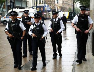 В Лондоне решили закрыть половину полицейских участков