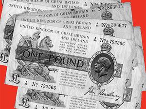 Великобритания получит кредит на 400 млн фунтов