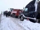 Масштабное ДТП перекрыло движение на трассе Киев-Одесса