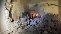В Ливии убиты сын и внуки Каддафи