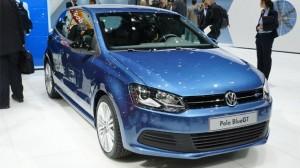 Новый кроссовер Volkswagen Polo станет доступен в 2014 году