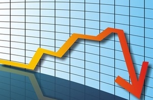 Рост ВВП Украины сменился резким спадом