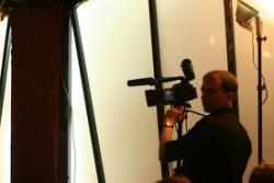 В Житомирской области пострадал оператор одного из центральных телеканалов