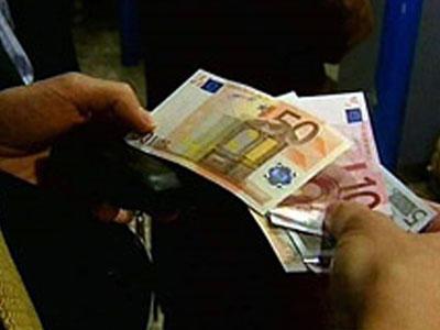 Украинцы опустошают обменники