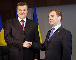 В.Янукович: Украина готова участвовать в создании новых транспортных коридоров