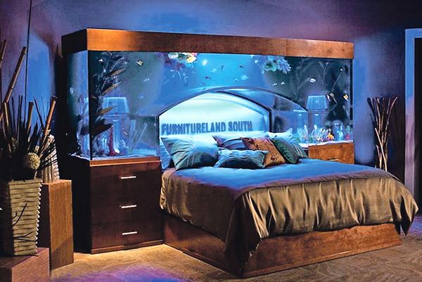 Топ 3 оригинальных дизайнов для кровати