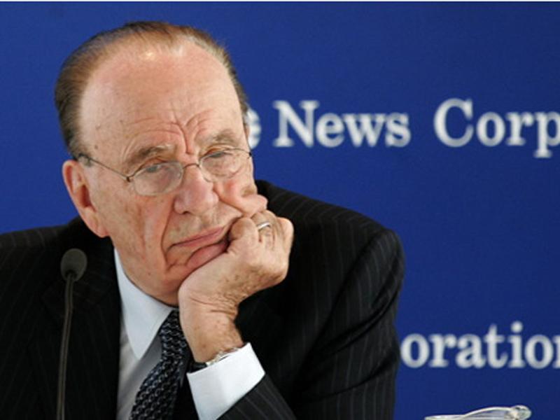 Руперт Мёрдок продал за $1 акции Theranos