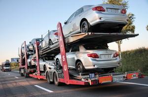 Украина потеряет 90% автоэкспорта