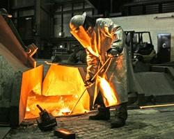 Выплавка грубой стали в КНР в 2010 г. достигнет 620 млн т