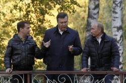Украина с Россией помирились