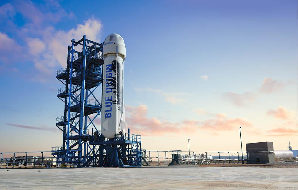 Безос будет ежегодно продавать акции Amazon для финансирования Blue Origin