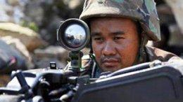 На границе Камбоджи и Таиланда происходят новые перестрелки