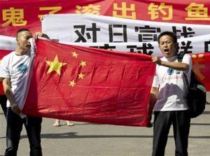 Погромы выгоняют японцев из Китая