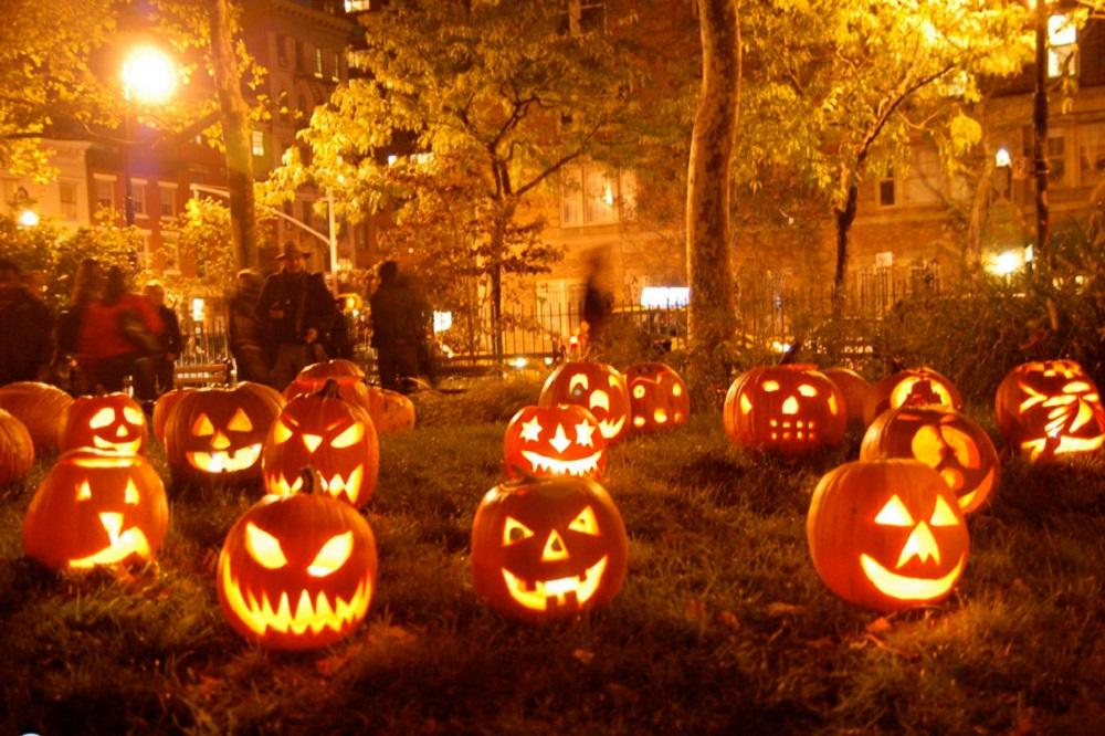 Рынок отпраздновал Halloween с самыми большими месячными прибылями за четыре года